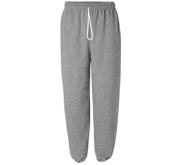Bella + Canvas Unisex Long Scrunch Sweatpants