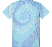 Unisex Gildan Tie-Dye Spiral T-Shirt