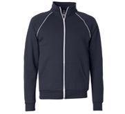 Bella + Canvas Unisex Full Zip Fleece Track Jacket