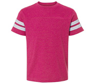 LAT Apparel Youth Vintage Sports Tee