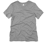 Bella + Canvas Ladies Relaxed Fit Tee