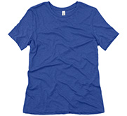 Bella + Canvas Ladies Relaxed Fit Super Soft Triblend Tee