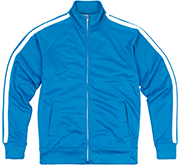 Independent Trading Co Unisex Poly-Tech Full-Zip Track Jacket
