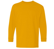 Port & Company Youth Midweight Cotton Long Sleeve Tee