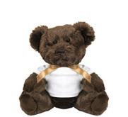 Printed by eRetailing 7 Inch Teddy Bear Stuffed Animal