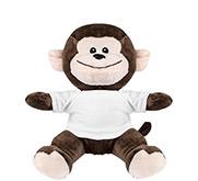 Steven Smith 8 Inch Monkey Stuffed Animal