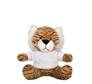 Steven Smith  8 Inch Tiger Stuffed Animal