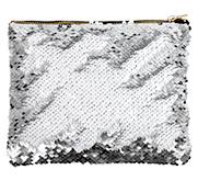 Johnson Plastics Flip Sequin Pencil & Makeup Case