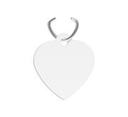 Johnson Plastics Heart Pet Tag