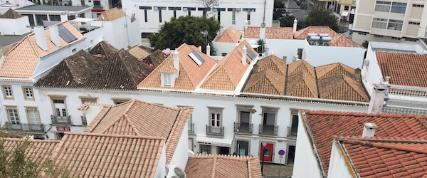 Treasure rooftops in Tavira