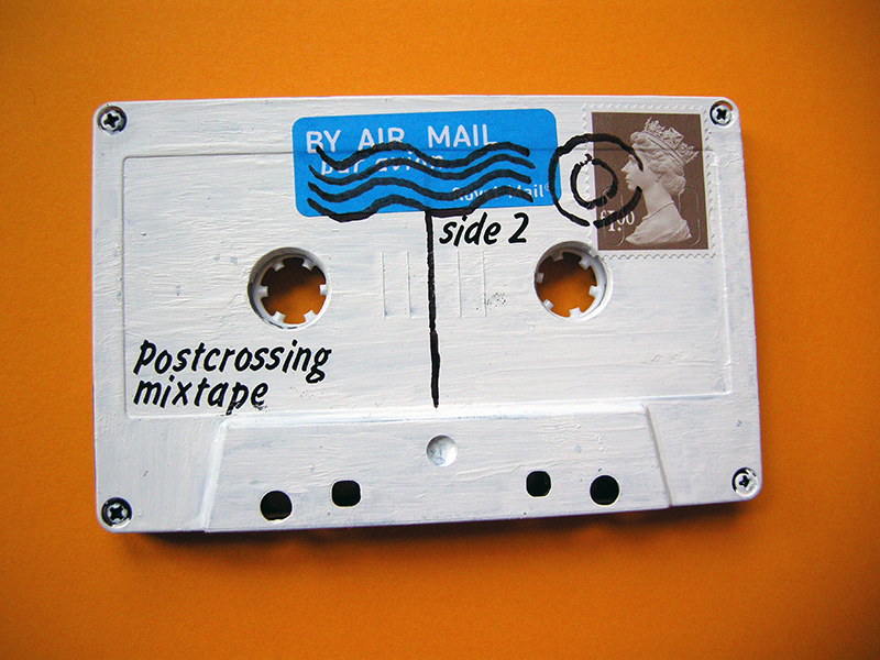 Postcrossing Mixtape Side 2