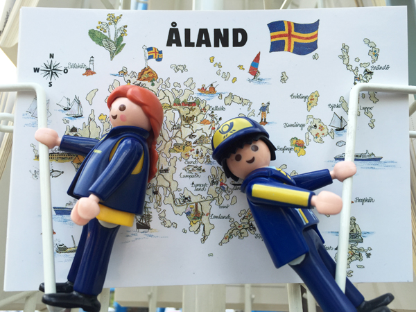 Aland postcards