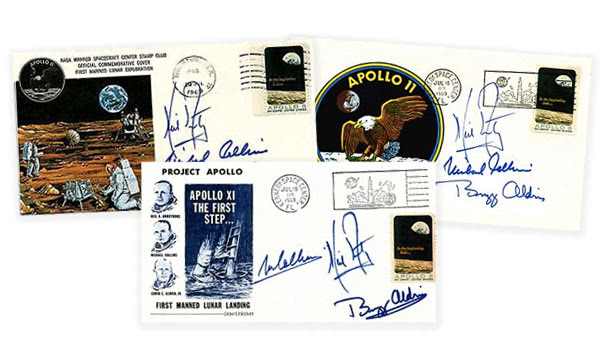 Apollo Mission covers