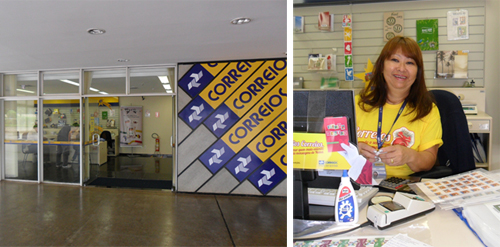 post office in brasilia