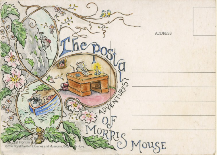 The Postal Adventures of Morris Mouse