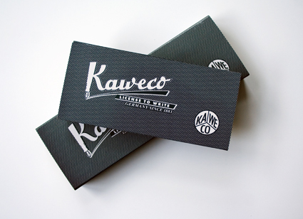 Beautifully wrapped Kawecos