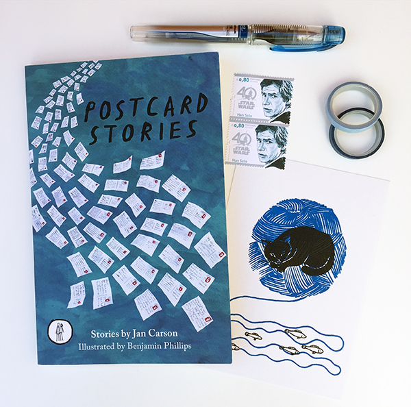 Postcard Stories by Jan Carson