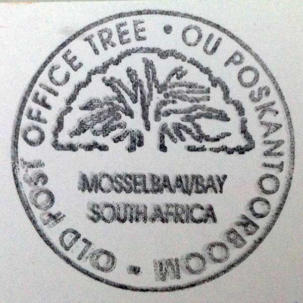 Special cancellation mark