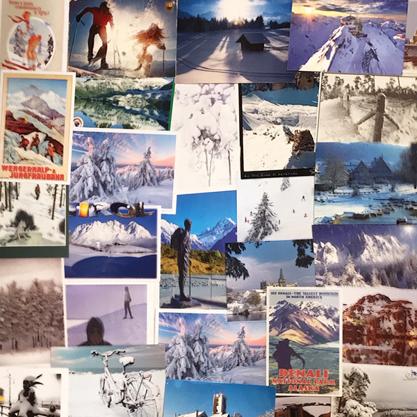 SimonBurrow's snowy postcards