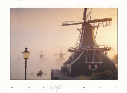 Windmill from Holland