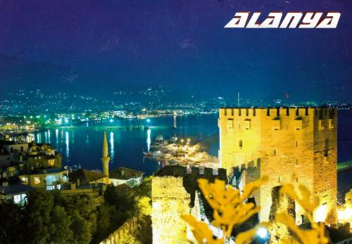 Alanya, Turkey. Thank you! =)
