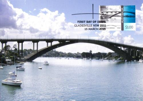 GLADESVILLE BRIDGE