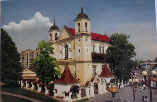 St Peter and Paul Church, Minsk - 1611-1613