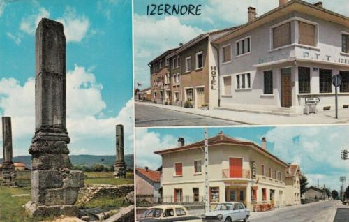 """Izernore in France""