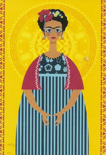 Frida Kahlo.