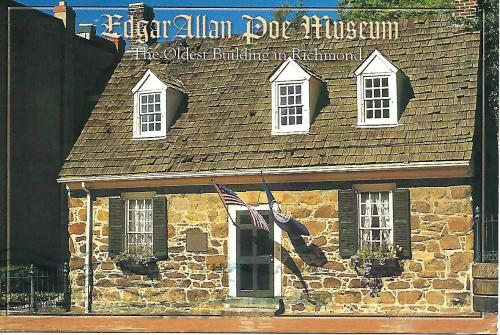 Edgar Allan Poe Museum, Richmond, Virginia
