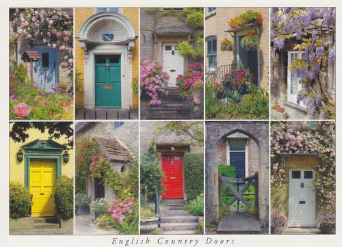 English Country Doors from Great Britain