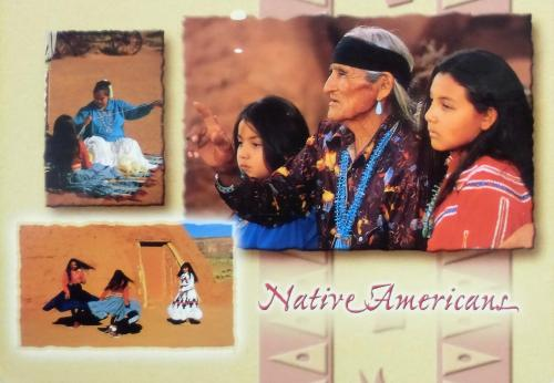 Of the Native American tribes living within the USA, the Navajo is the largest. The Navajo Nation also possesses the largest reservation, encompassing some 27,000 square miles of land rich in oil gas, coal and uranium. However, the true wealth of the