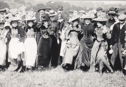 Hampstead Heath Fair 1892