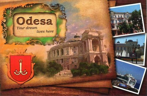 """Odersa,your dream lives here""