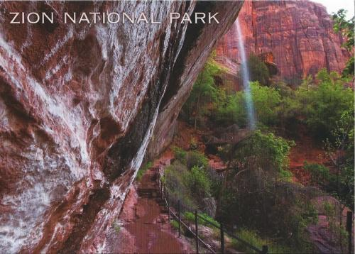Lower Emerald Pools, Zion National Park, Utah