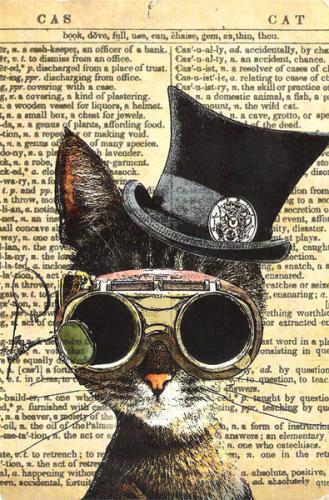 Another 'Clockwork Kitty'