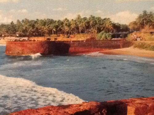 """SINQUERIM BEACH"" INDIA