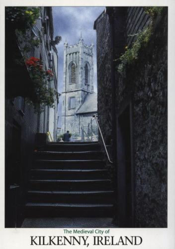 Ireland, Kilkenny, St. Mary's Church