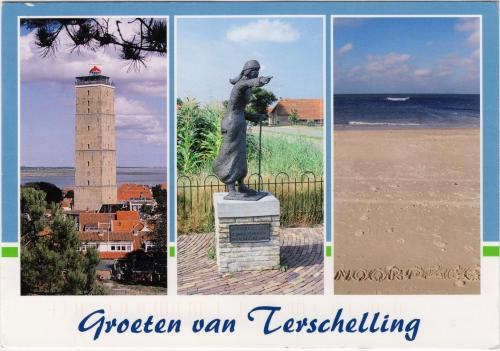 Terschelling Island, the Netherlands