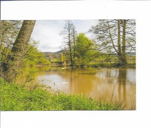 Katharina from Ruderting in Germany send this scenic card to me.