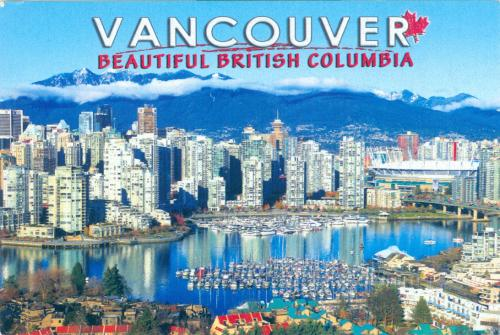 """Vancouver, British Columbia, Canada""