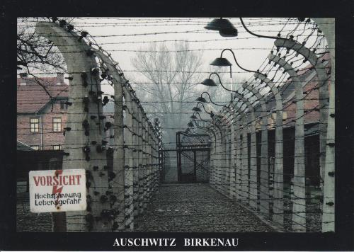 Poland. Nazi Germany concentration camp under WW II. UNESCO WHS.