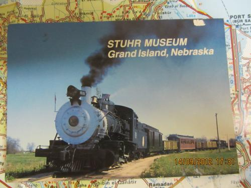 USA, Nebraska, Stuhr Museum, Grand Island,