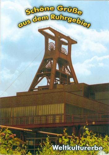 """UNESCO: Zeche Zollverein, Essen""