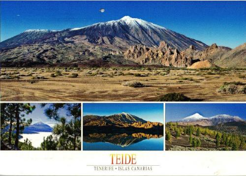 Teide National Park in the Canary Islands!
