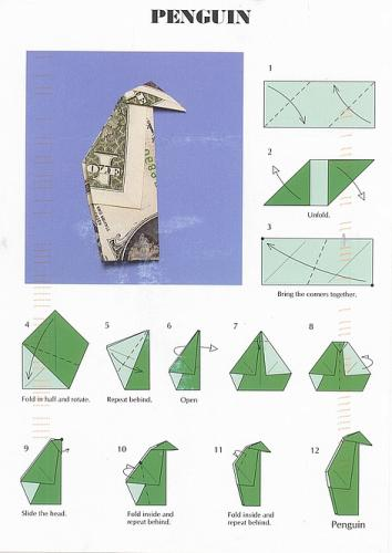 Origami and John Montroll