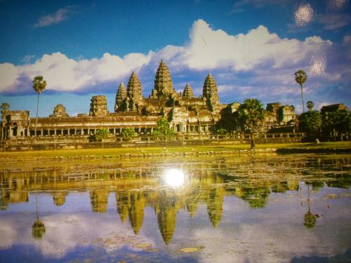 Angkor Wat. Siem Reap Province. Kingdom of Cambodia