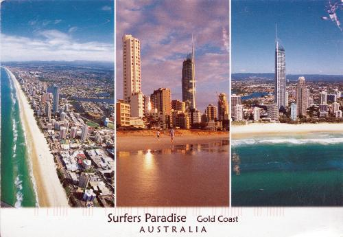 Surfers Paradise, City of Gold Coast, State Queensland, Australia