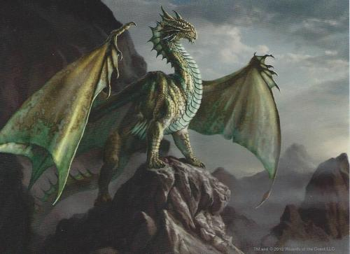 """Bronze Dragon"" 