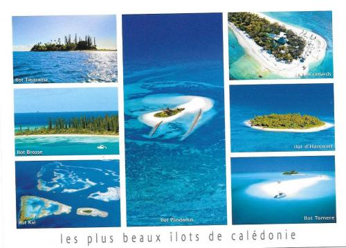 First card from New Caledonia! :)